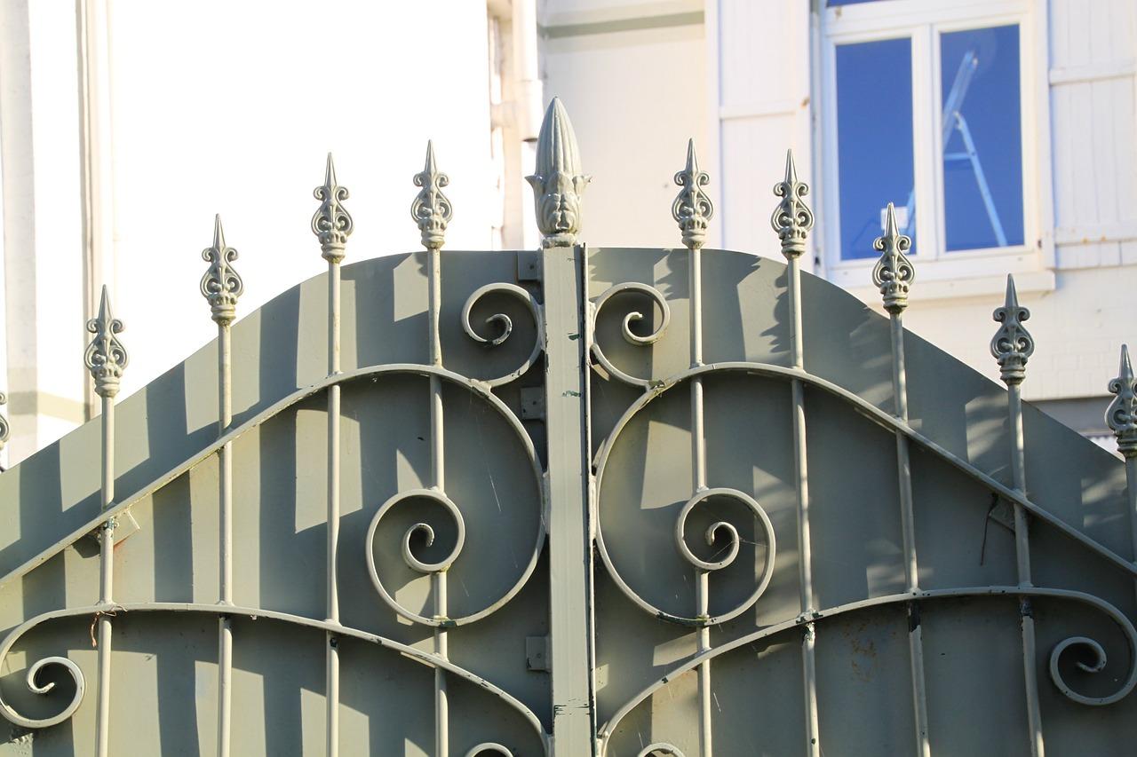 Les avantages d'un portail en métal